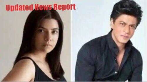 Shahrukh khan and Rajshri