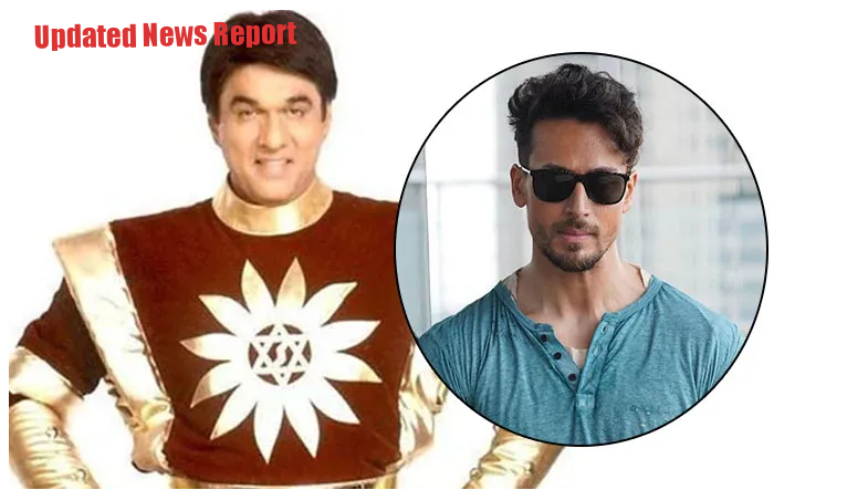 Mukesh Khanna: Tiger Shroff Playing Shaktiman