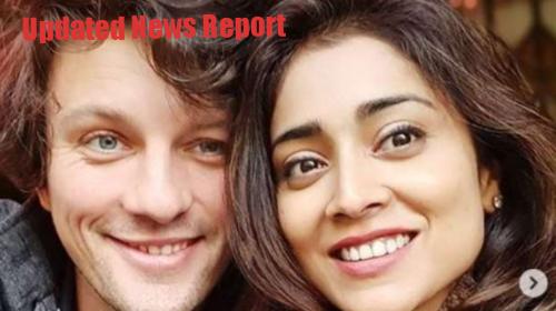 Symptoms of Corona Virus seen in Husband of actress Shreya Saran