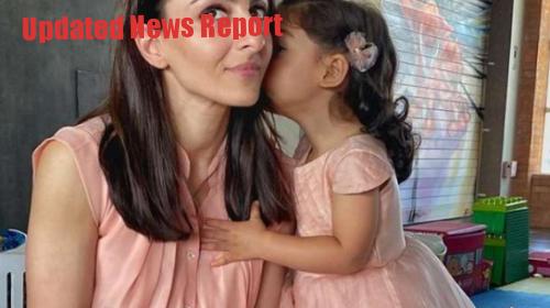 Soha Ali Khan shares cute picture of daughter Inaya