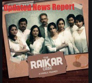 The Raikar Case web series