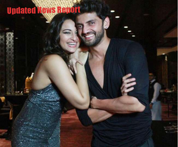Zaheer Iqbal Said on the news of the relationship with Sonakshi Sinha