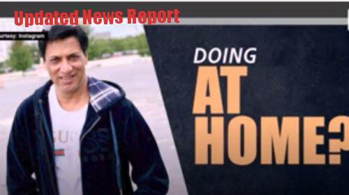 filmmaker Madhur Bhandarkar's lockdown routine