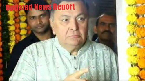 Why did Rishi Kapoor say 3 years ago- 'When I die ... no one will come to give me shoulder'