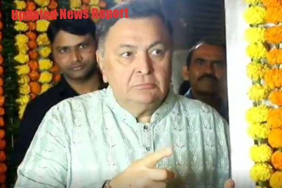 Why did Rishi Kapoor say 3 years ago- 'When I die … no one will come to give me shoulder'