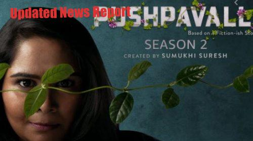"""Amazon Prime Web Series """"Pushpavalli"""" Leaked By Filmywap"""
