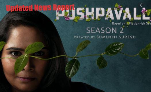 "Filmywap Leaked ""Pushpavalli"" Season 2 Web Series watch and Download"