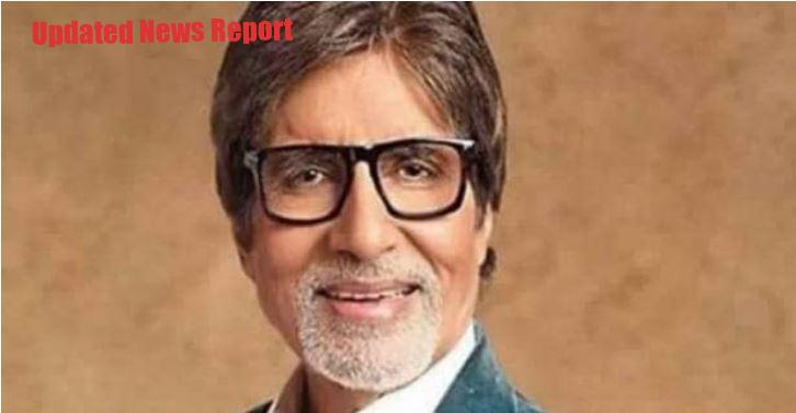 While sharing the scene of the film, Amitabh Bachchan wrote- It's time to be positive