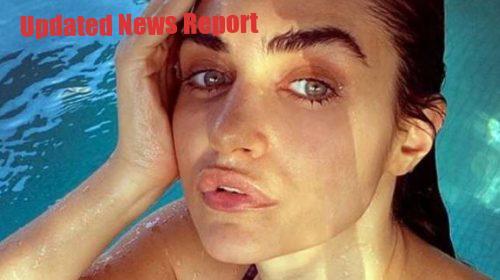 User ridiculed Arjun Rampal's girlfriend's lips