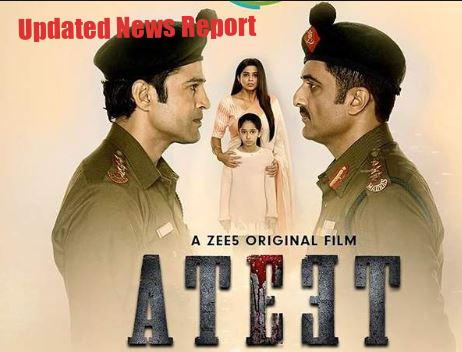 "Zee5 Movie ""Ateet"" Leaked By Khatrimaza"