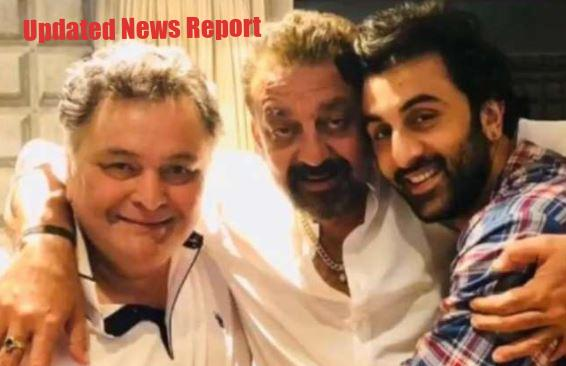 'Big Brother' Rishi Kapoor gave this lesson to Sanjay Dutt