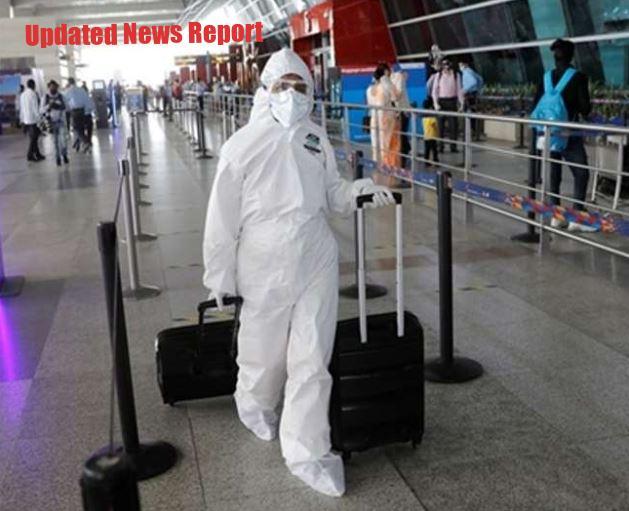 Coronavirus Updates: Corona positive on Air India's Delhi-Ludhiana flight, all passengers quarantine