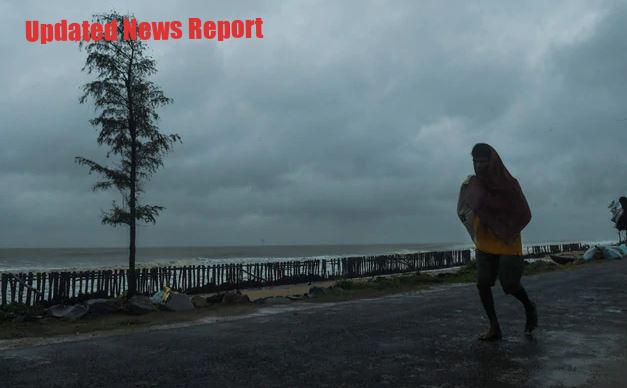 Cyclone Amphan collides with Indian coast in Bengal, According to Meteorological Department- 'will continue for four hours'