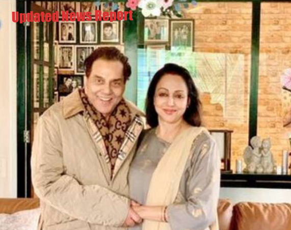 Isha Deol shares this special picture on the wedding anniversary of Dharmendra-Hema Malini