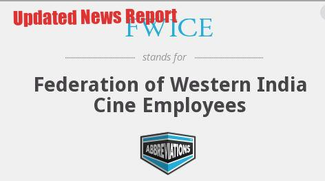 Film industry has been closed for two months, FWICE demands Maharashtra CM to start work