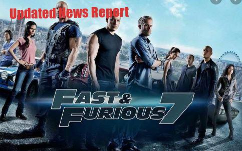 Download Fast & Furious 7 Hollywood Movie (2015) on Putlockers