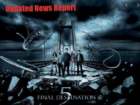 Final Destination 5 Hollywood Movie Available On 123movies Updatednewsreport Com