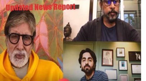 Gulabo Sitabo Trailer Announcement: Amitabh-Ayushmann jokingly told