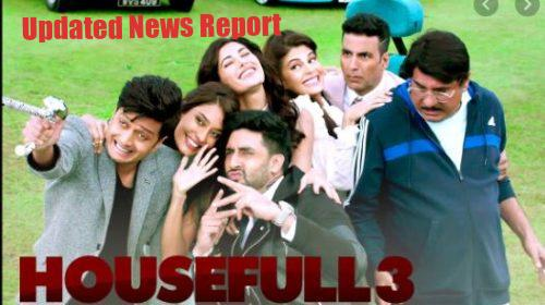 Housefull 3 Bollywood Movie Watch & Download on Tamilrockers