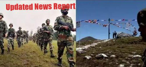 India China: India will compete with China firmly, Chinfing orders his army to be ready