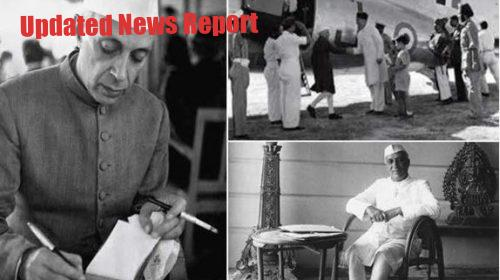 Nehru Death Anniversary: Nehru taught us tolerance and brotherhood- Congress