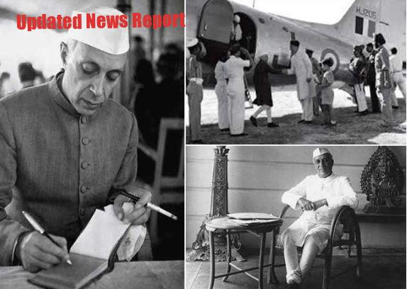 Nehru Death Anniversary: ​​Nehru taught us tolerance and brotherhood- Congress