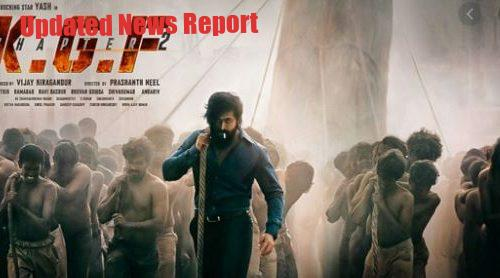 KGF Chapter 2 Movie Release Date | Star Cast, Trailer & First Look