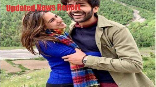 Kartik Aaryan plays guitar in 'Kabir Singh' look