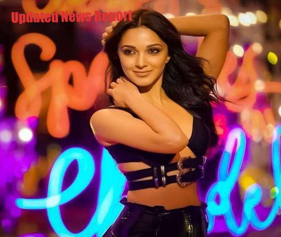 Throwback Pics: Kiara Advani did a sizzling photoshoot