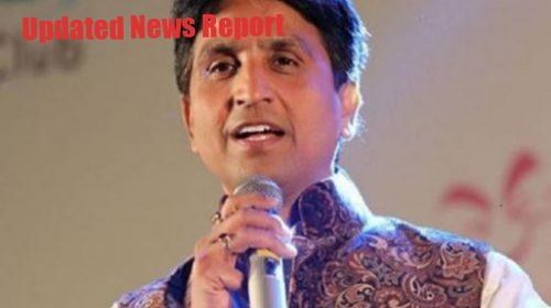 Kumar Vishwas said about UP-Bihar based webseries - 'Have mercy on languages'
