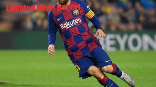 Lionel Messi is not happy with playing without an audience