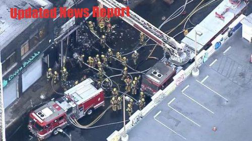 Los-angeles-fire-11-firefighters-injured