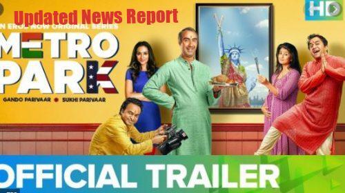 Metro Park ErosNow TV Show Leaked By Tamilrockers