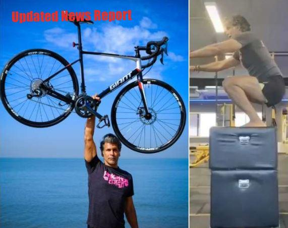 These 7 workout videos of Milind Soman are awesome