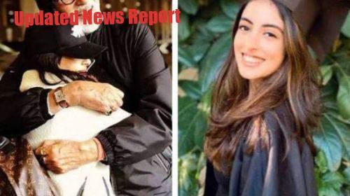 Amitabh Bachchan's grand daughter Navya graduated
