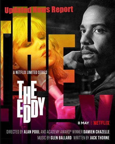Netflix Web Series The Eddy Leaked By Tamilrockers