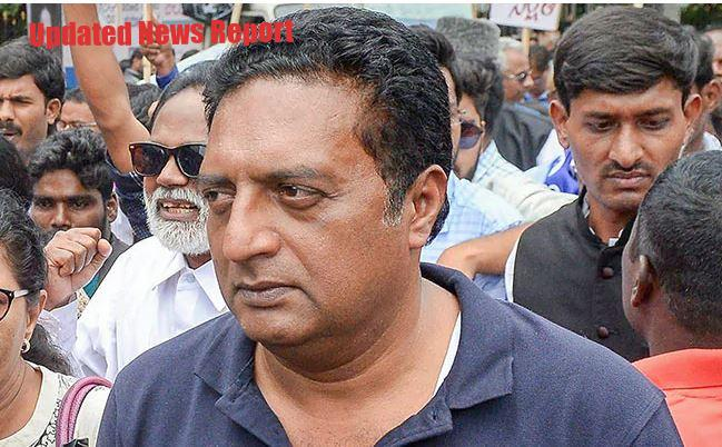 Bollywood actor Prakash Raj tweeted, expressed grief over Aurangabad's train accident