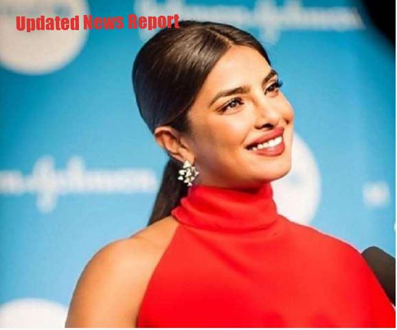 Priyanka Chopra recited the poem 'Humari Hawa Humse Ruth Gayi Hai'