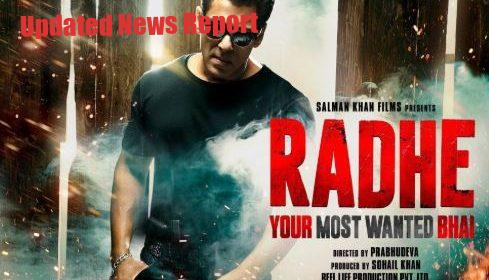 Radhe: Your Most Wanted Bhai Movie Review, Cast, Release Date, Trailer or Budget