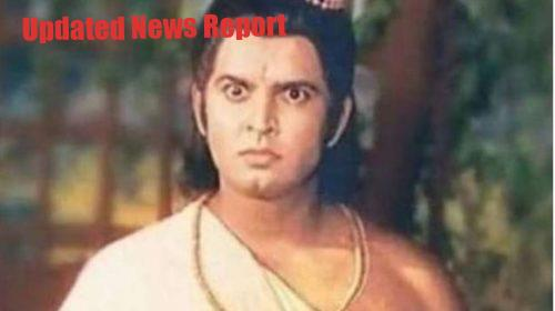 Find out what was shown in the Ramayana on 16 April