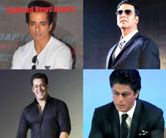 These five Bollywood actors became real heroes by helping people during the Coronavirus Pandemic