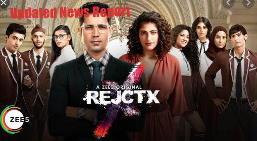REJCTX Season 2 ZEE5 Web Series Leaked By Tamilrockers