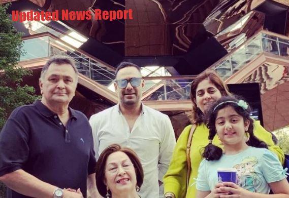 Rishi Kapoor and Bharat sahni