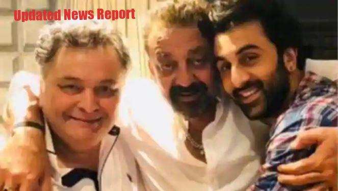"Chintu sir taught me that ""we should always do our work with a smile on face"" : Sanjay Dutt"
