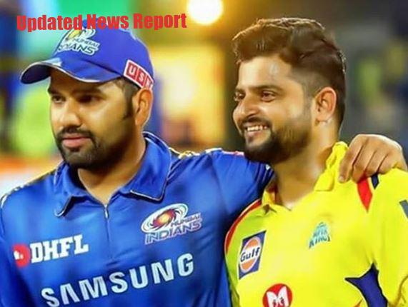 Rohit Sharma told Suresh Raina plan for next 3 years