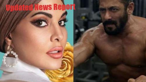 Jacqueline Fernandes was caught stealing Salman Khan's photo