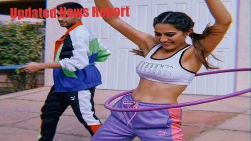 Sara Ali Khan sweats heavily in gym amid lockdown