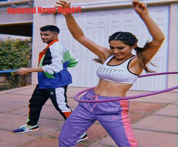 Sara Ali Khan sweats heavily in gym amid lockdown