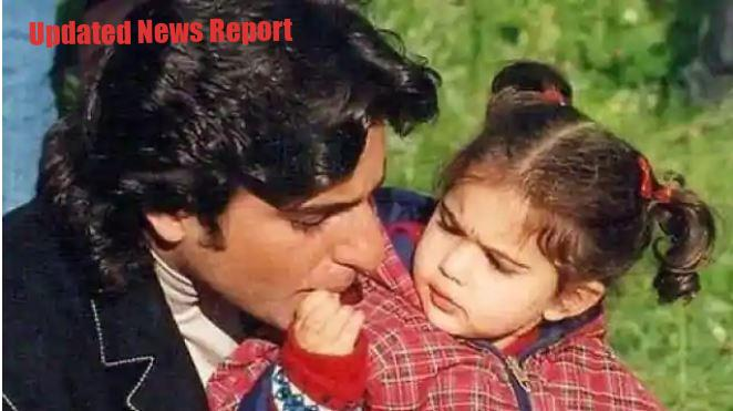 Sara is seen feeding Saif with his little hands, old photograph gone viral
