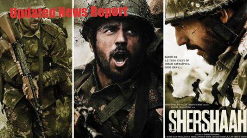 Shershaah Movie (2020)   Poster, Trailer, Star Cast & Release Date